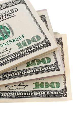 budgets: Image for photo wealth. Many American dollar bills