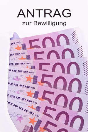 banconote euro: Molti soldi di banconote in Euro. Foto immagine della ricchezza