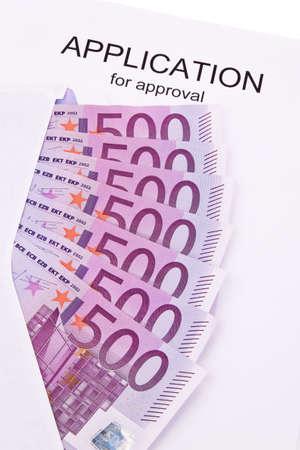 billets euros: De nombreux billets et application (en anglais)