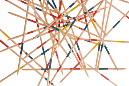 peace risk: rods that are surcheinander. Chaos and Network