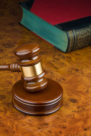 Court Hammer Stock Photo - 8705807