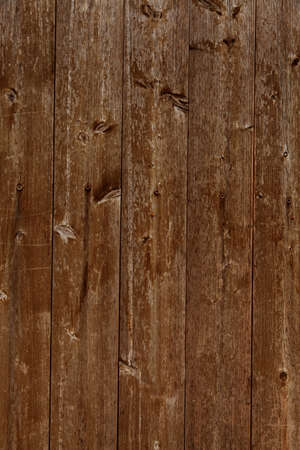 An old wooden wall of wooden slats as a backdrop. Copy Space. Stock Photo - 9118874