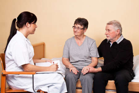 incurable: Care of relatives of a patient by a psychologist