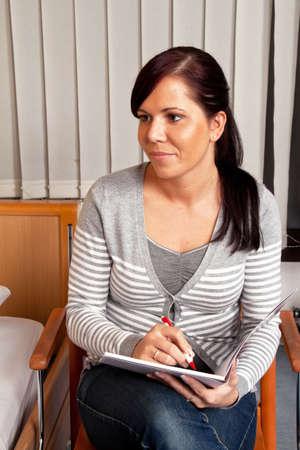 psyche: Cuidado de los familiares de un paciente. Psic�logo en el trabajo