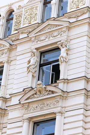 immobilien: beautifully renovated houses in old town prague