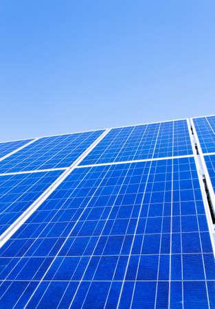 electricity tariff: renewable, alternative solar energy. solar energy power plant.