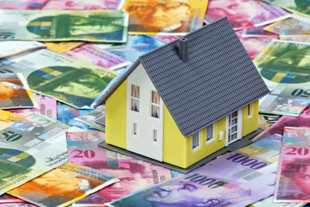 financing a home in swiss francs is a risk photo