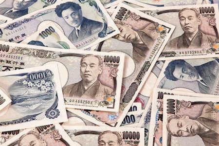 seem: many japanese yen bills of exchange