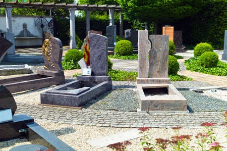 grave stones for sale as a mason  final resting place for the cemetery photo