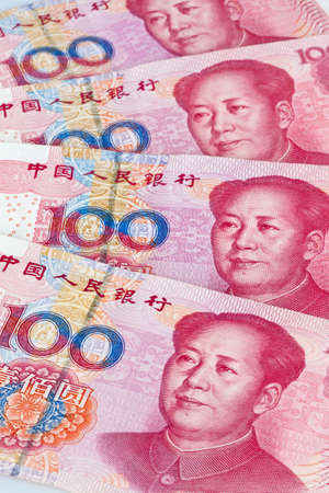 yuan: yuan notes from china s currency  chinese banknotes