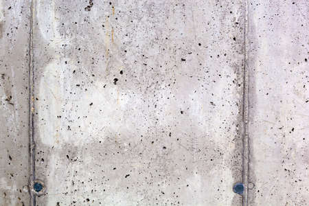substantiate: a gray concrete wall for background Stock Photo