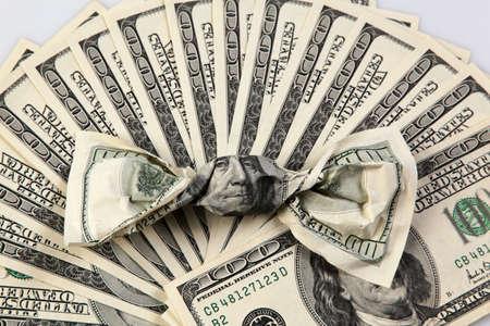 seem: u s  dollar banknotes Stock Photo