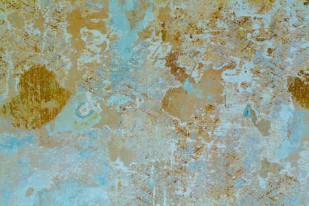 tristesse: remnants of wallpaper, photo icon for apartment resolution, change, decay