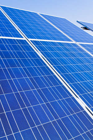 renewable, alternative solar energy  solar energy power plant  photo