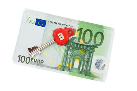 open minded: many euro banknotes of the european union