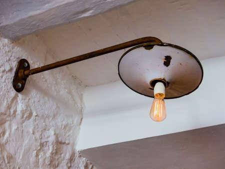 incidence: energy saving lamp