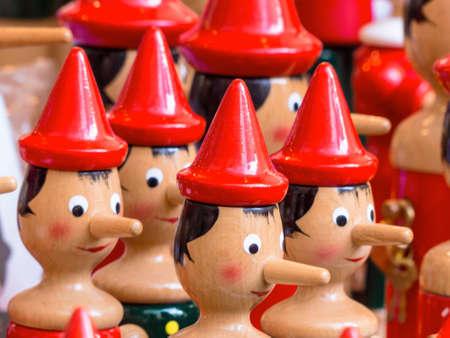 pinocchio: Pinocchio toys