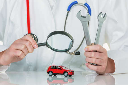 fully comprehensive: car is checked by a doctor  costs for maintenance and repair