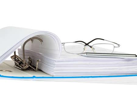 autoridad: una carpeta con documentos y documentos. la retenci?n de los contratos.