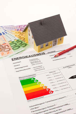 energy performance certificate: the energy performance certificate for single family, austria
