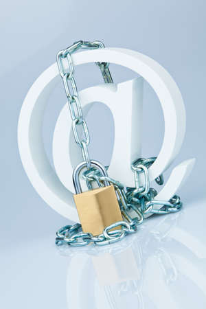 data security on the internet. safe surfing the internet.  photo