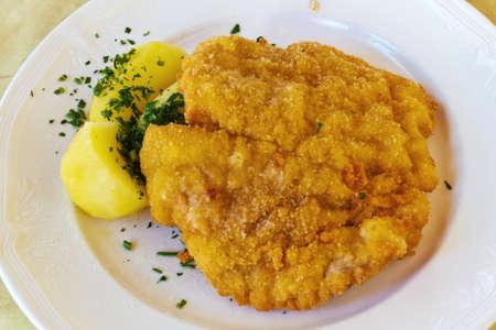 changing course: wiener schnitzel, unhealthy diet