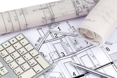 edv: progetto per una casa. con riga e compasso