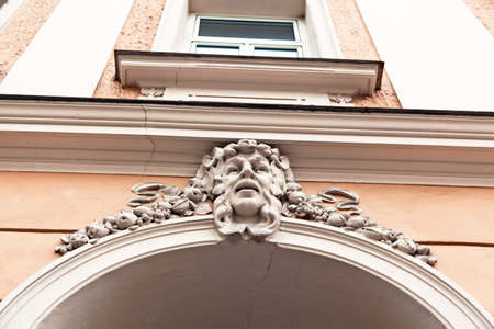 immobilien: a beautifully renovated art nouveau building. renovation of old town houses.