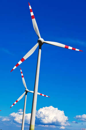 obtaining: wind turbine of a wind power plant. obtaining alternative and sustainable energy for power generation