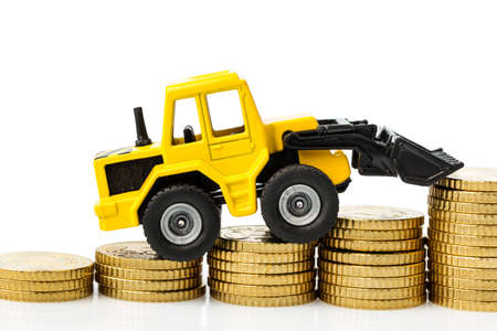 doldrums: companies in the construction industry and the construction industry have to reckon with rising costs. higher higher prices in road construction and in residential