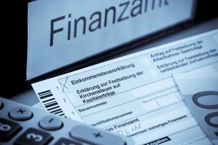 tax evasion: a german tax return for income tax is required.