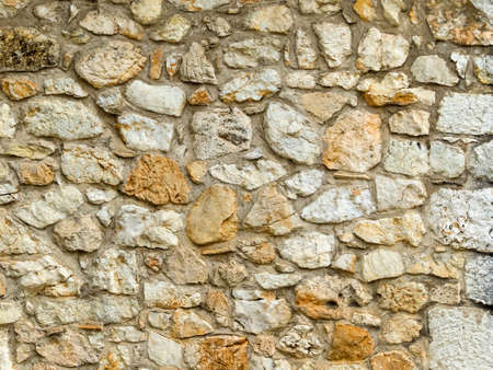 dissimilarity: stone wall