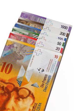 franc: swiss franc