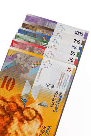 swiss franc: swiss franc