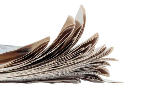 topicality: various magazines, symbol photo for news, print media and diversity of opinion