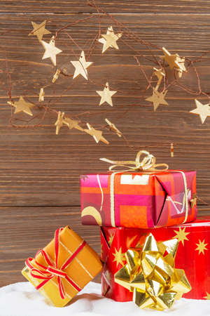 recipient: various gifts for christmas. christmas gifts make the recipient joy.
