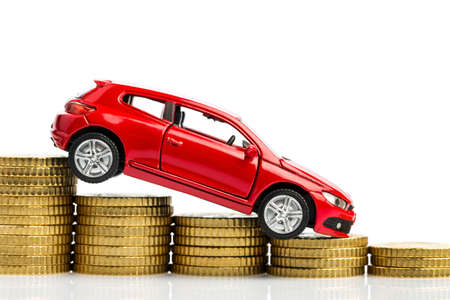 bad economy: falling profits in the car trade and car manufacturers.