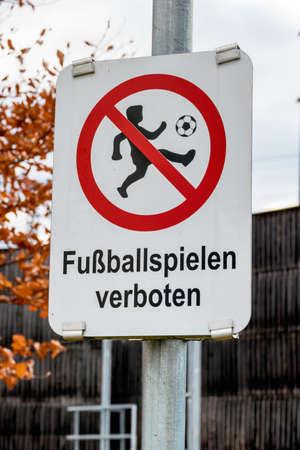 hostility: sign no matches, symbol of prohibition, hostility to children, order