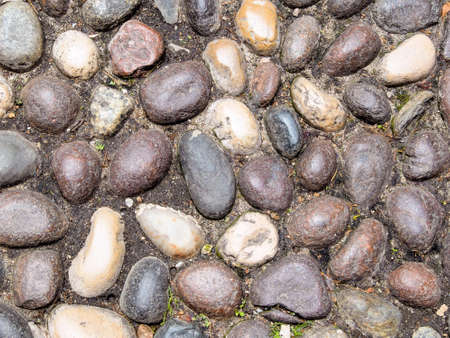 dissimilarity: various stones, background. space for text. stones last forever. Stock Photo
