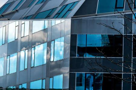 has been: a building of the new wu vienna. the university of economics has been re erreichtet