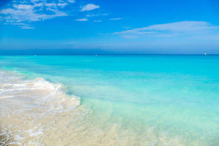 varadero: cuba, caribbean, south america. the dream beach of varadero