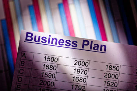 bad planning: a business plan for starting a business. ideas and strategies to start a business.