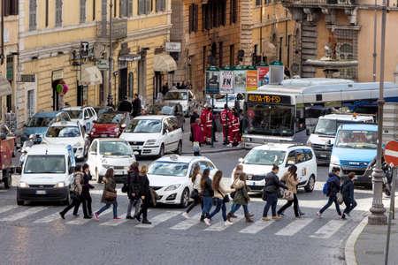fcc: italkien, rome, road