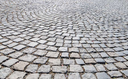 infrastructures: pavers in pedestrian symbol for road construction, structure, background
