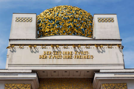 secession: the building of the secession of olbrich in vienna Editorial
