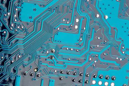 computer board symbolfoto for computer hardware, miniaturization, high tech