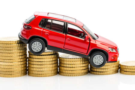 lull: declining profits in the car trade and car manufacturers.