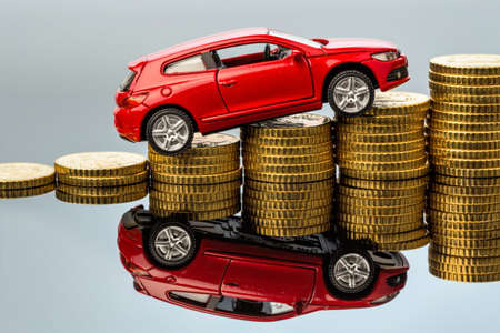 increased: when a car has increased costs through fuel, insurance, parking fees and tolls.