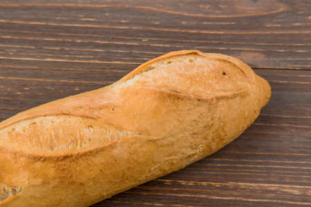 arouse: a wake-up of fresh white bread. food from the bakery