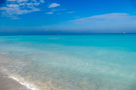 relaxen: cuba, caribbean, south america. the dream beach of varadero